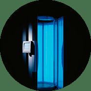 Ультрафиолетовая кабина UV Waldmann